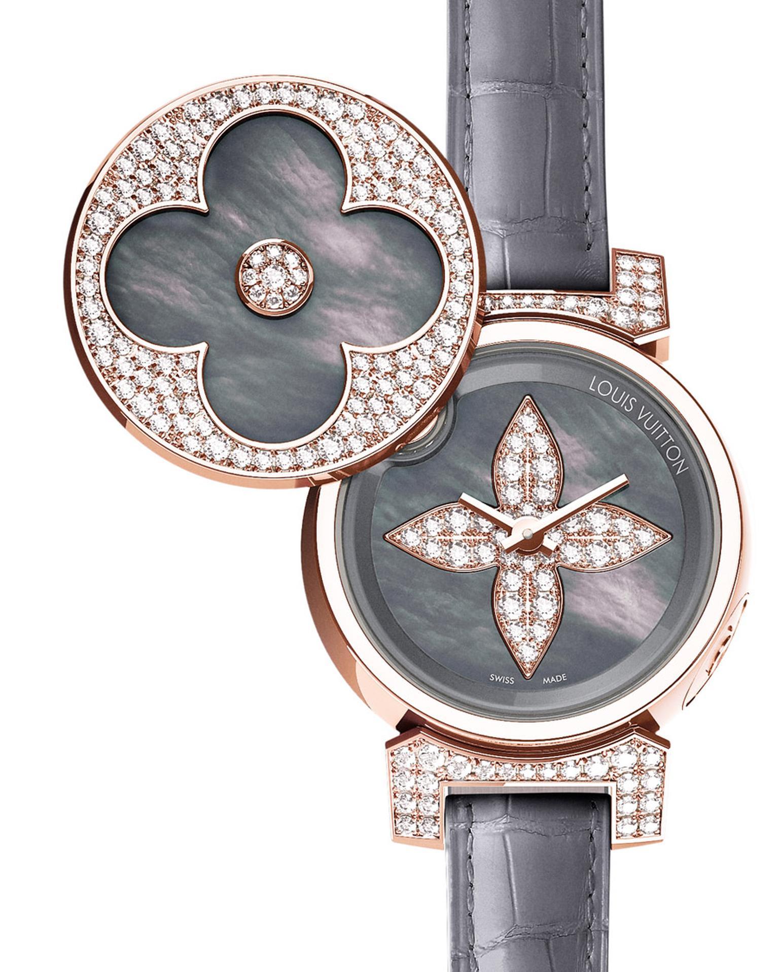 Louis vuitton đồng hồ nữ