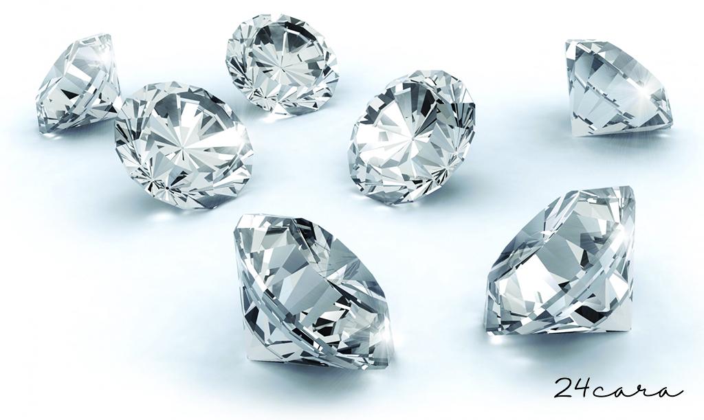 Bảng phân loại độ tinh khiết của kim cương theo tiêu chuẩn 4C