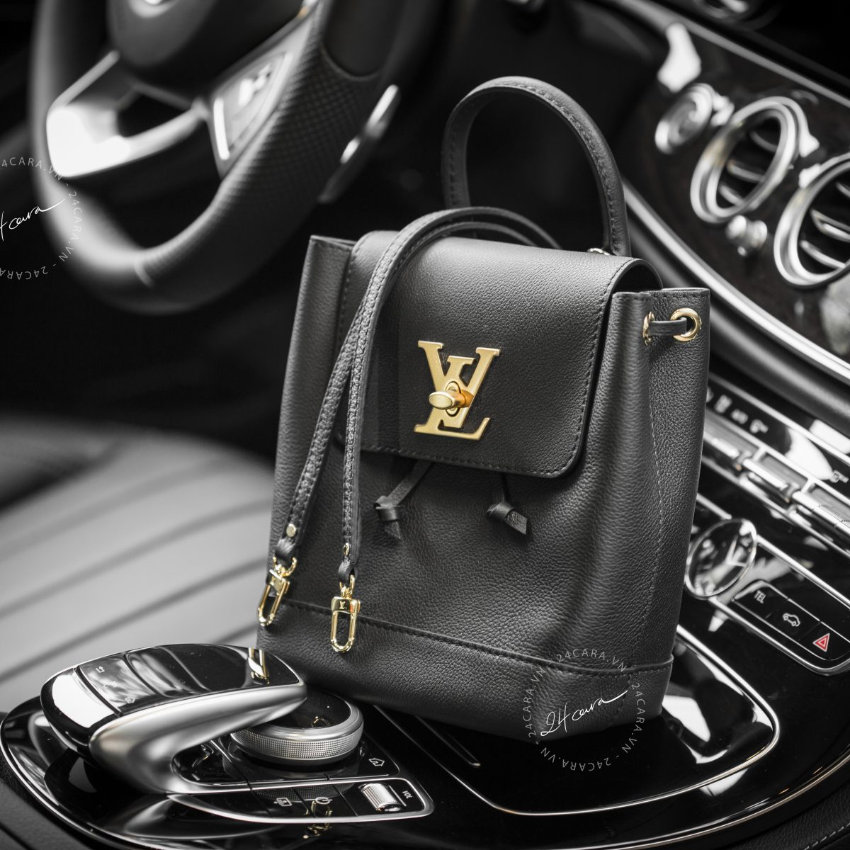 LOUIS VUITTON 'LOOKME' BACKPACK MINI