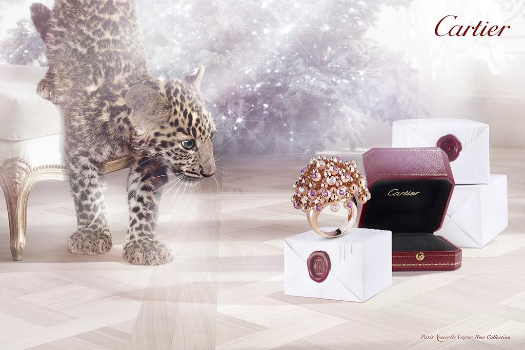 Trang sức Cartier: Thương hiệu 170 năm đồng hành cùng Hoàng gia