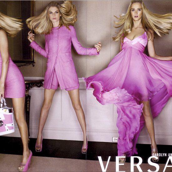 Lịch sử 40 năm thương hiệu Versace