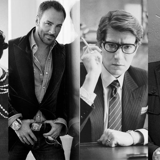 Top 5 nhà thiết kế thời trang nổi tiếng thế giới