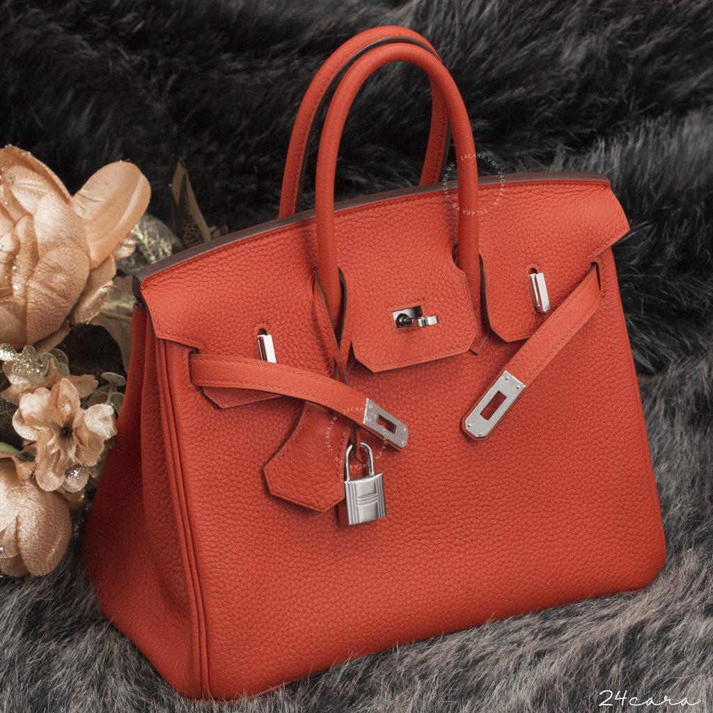 Bí quyết bảo quản túi xách hàng hiệu Hermes, Louis Vuitton....