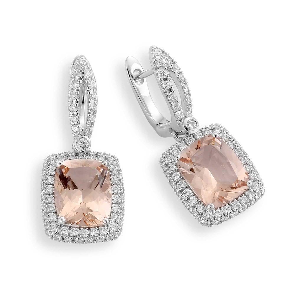 Bông tai kim cương cao cấp
