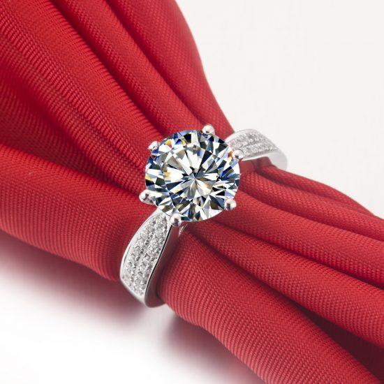 Mua nhẫn kim cương ở đâu đáng tin cậy