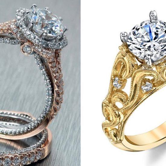 Lựa chọn nhẫn kim cương nữ cao cấp