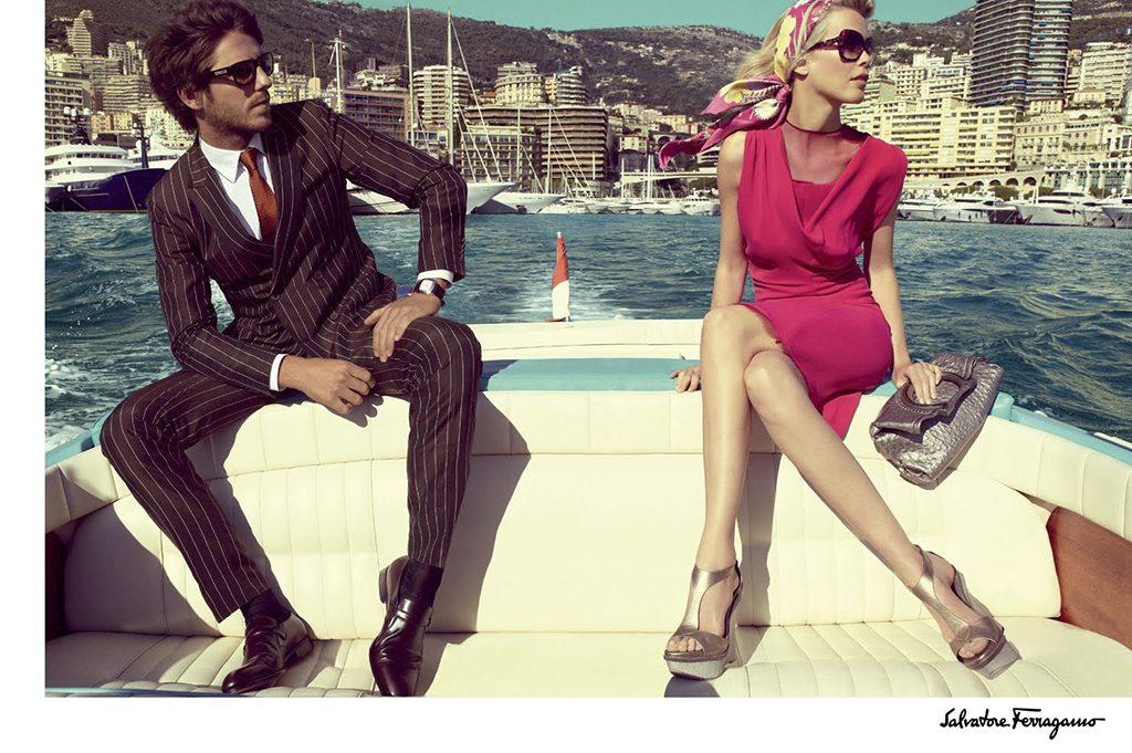 Thương hiệu Salvatore Ferragamo: Thành công đến từ đam mê những đôi giày