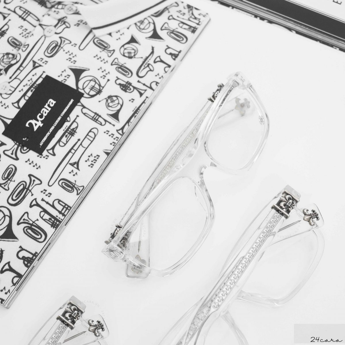 CHROME HEARTS MYDIXADRYLL - CRYS EYEGLASSES