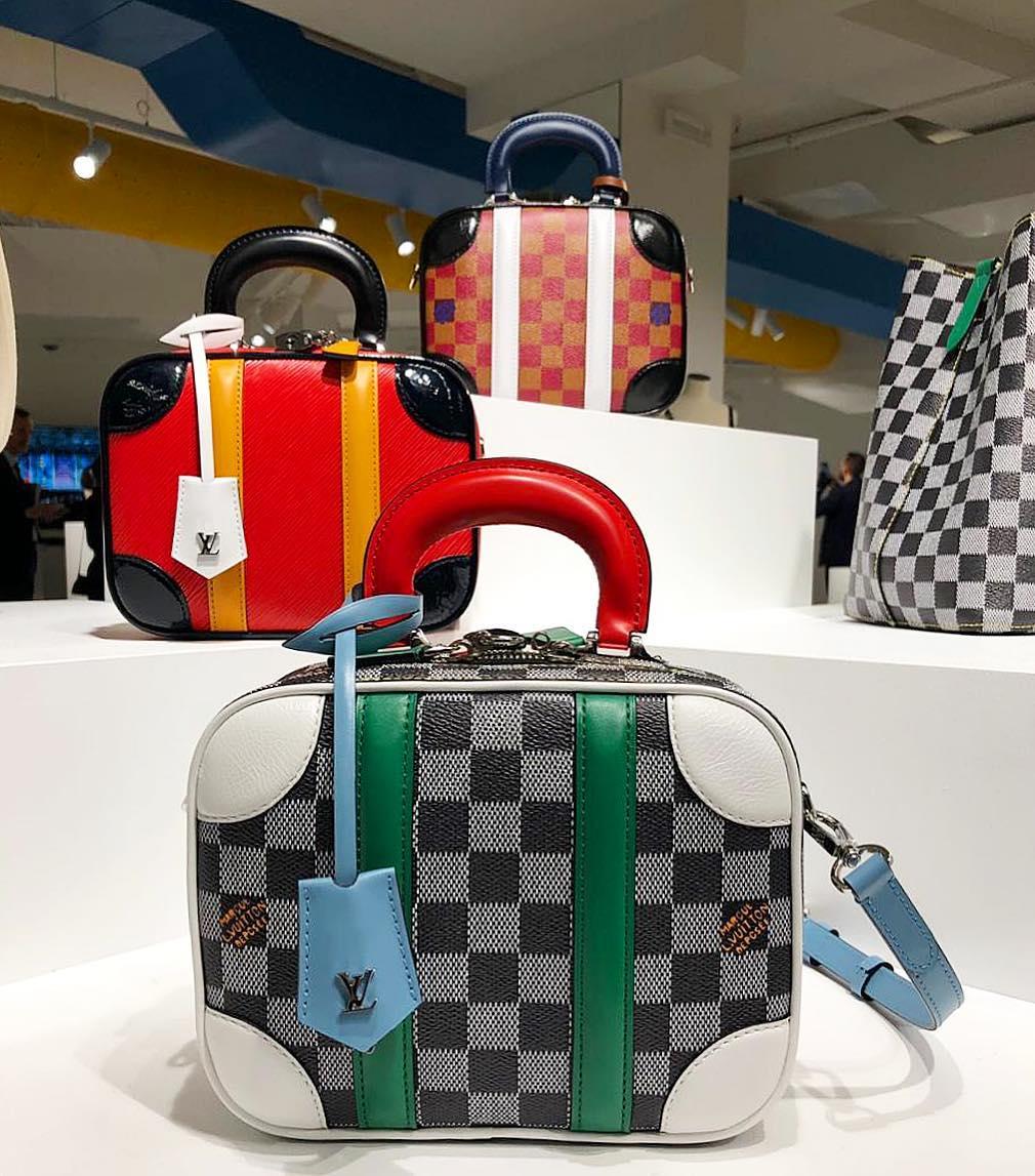Mini Luggage sở hữu nhiều phiên bản khác nhau.