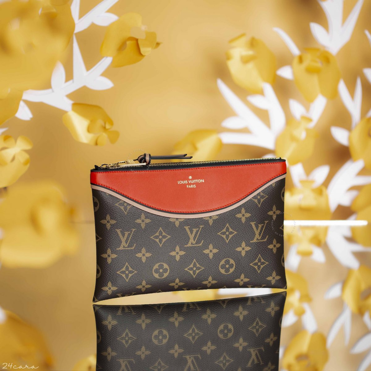 LOUIS VUITTON TUILERIES MONOGRAM POCHETTE